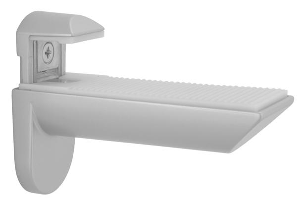 4 x Kalabrone Mini Maxi Glass /& Wood Shelf Support Brackets 5-10mm /& 25-50mm