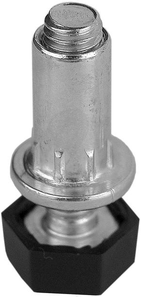9375 Sockelh 246 Henversteller Zum Einbohren D 8 Mm Mit M 6