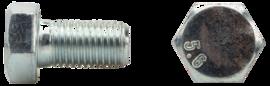 200 St/ück Dresselhaus 0//0222//001//8,0//12// //01 Sechskantschrauben 8.8 mit Gewinde bis Kopf DIN EN ISO 4017 M 8 x 12 galv verzinkt ehem.DIN 933