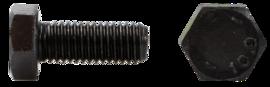 Dresselhaus 0//0222//001//8,0//50// //74 Sechskantschrauben 8.8 mit Gewinde bis Kopf DIN EN ISO 4017 galv verzinkt 100 St/ück ehem.DIN 933 M 8 x 50