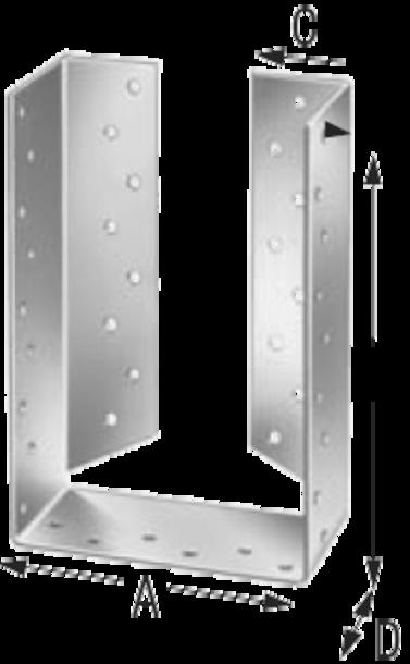 WGR 2313 · SIMPSON Balkenschuhe BSDI
